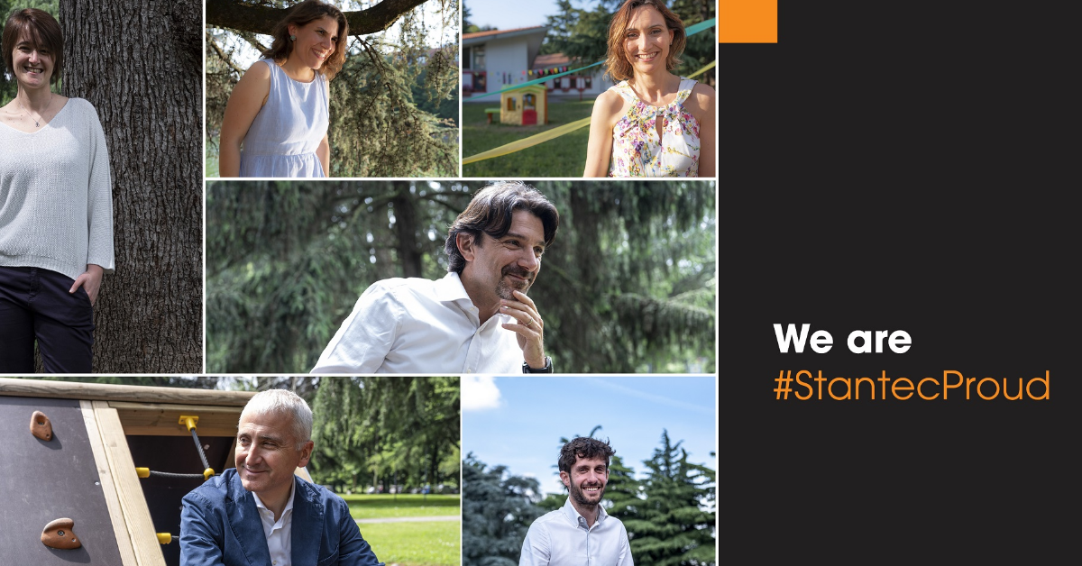 STANTEC – Design with community in mind per lo Smart Working Day