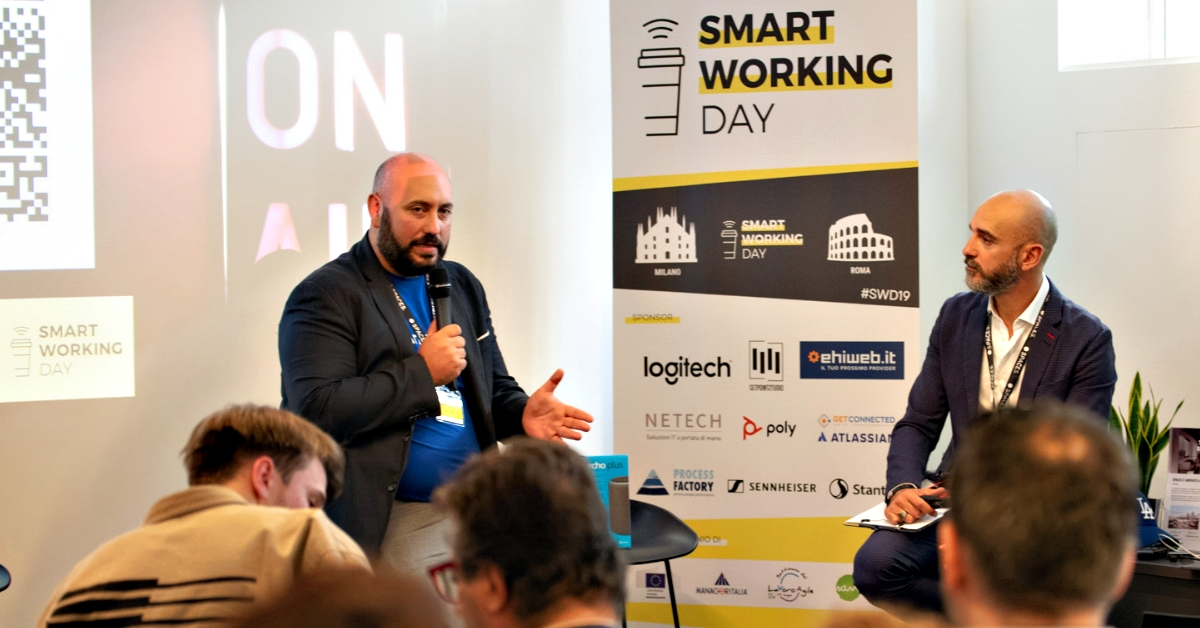 GetConnected ci racconta lo Smart Working